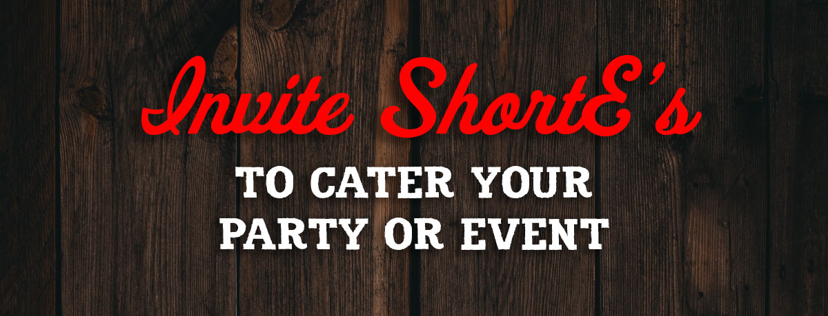 Cater Party or Event